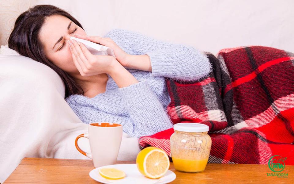 پرتقال و سرماخوردگی