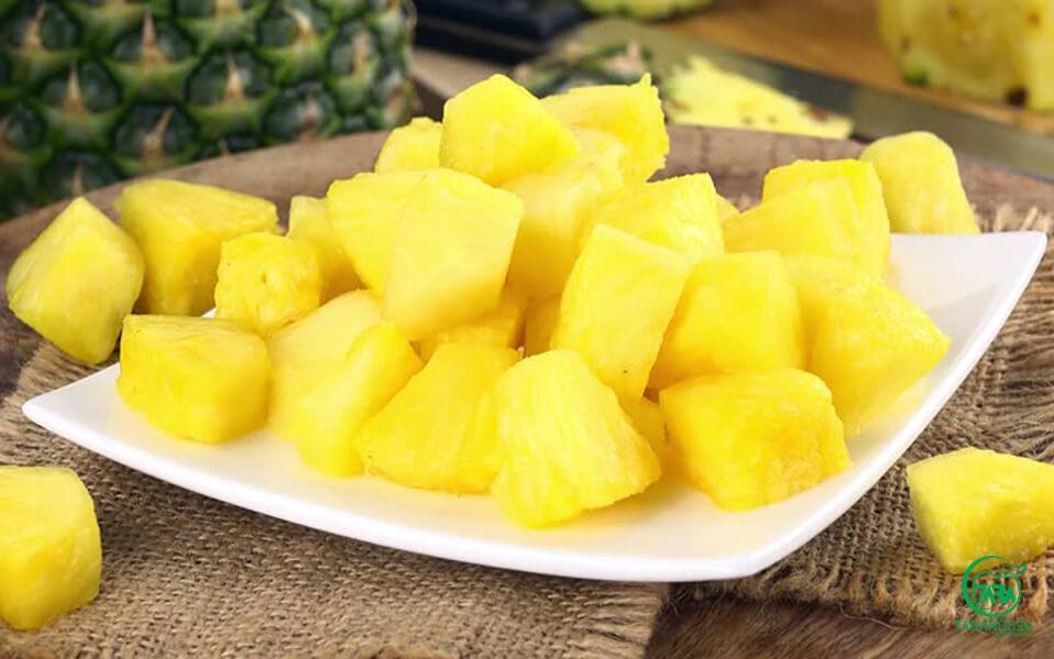 دایس آناناس تارانوش آریا ۲